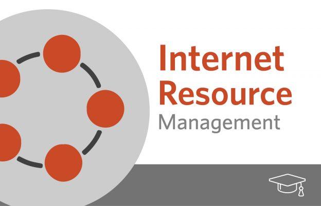 Internet Resource Management Course course image